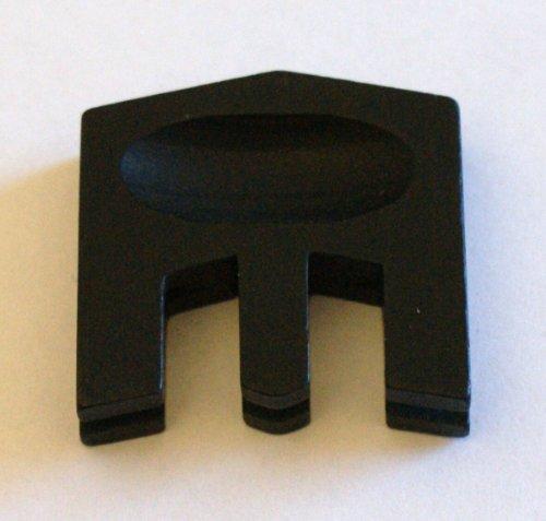 GEWA HILL Dreizack Dämpfer für Viola -- Modell aus Ebenholz für den Standardgebrauch