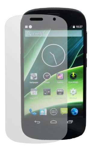 dipos I 2X Schutzfolie matt passend für Yota Yotaphone 2 Folie Bildschirmschutzfolie