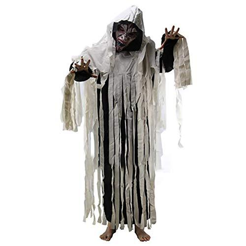 BaZhaHei Halloween Disfraz Bronceado Capa Bruja Capa