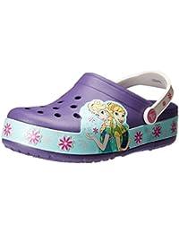 crocsLights Frozen Fever K - Zuecos Niños-Niñas