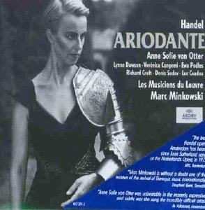 Händel: Ariodante Veronica Music Box