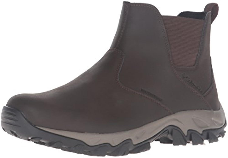 Columbia Men's Newton Ridge Plus II Waterproof Hiking Shoe