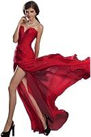 eDressit New Strapless Hot Red Evening Dress Prom Ball Gown (00120502)