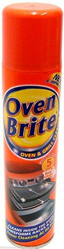Ofen Brite Backofen & Grill Reiniger Heavy Duty BBQ Reinigung Spray können 300ml (Heavy-duty-ofen-reiniger)