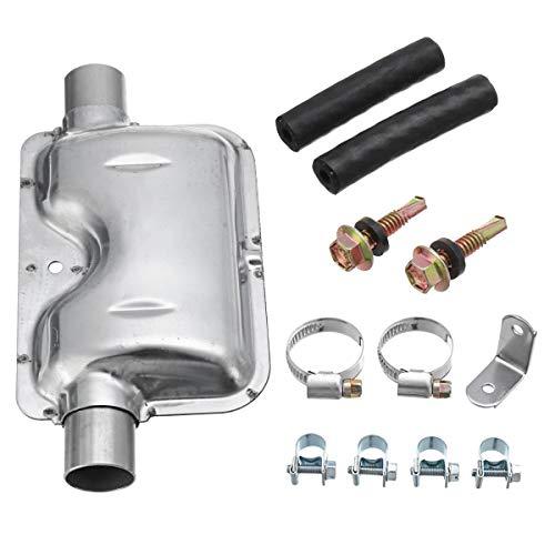 AVANI EXCHANGE 24mm Eberspacher Exhaust Silencer Muffler Pipe Clamp For  WEBASTO Car Heater Kit