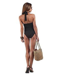 The Essential One - Tankini Traje de baño premamá / Trajes de baño para mujer negro EOM44 marca The Essential One - BebeHogar.com