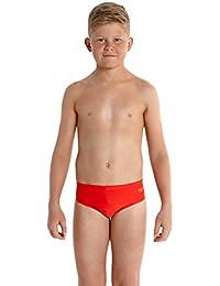 Speedo Jungen Badeanzug Essential Logo Badehose
