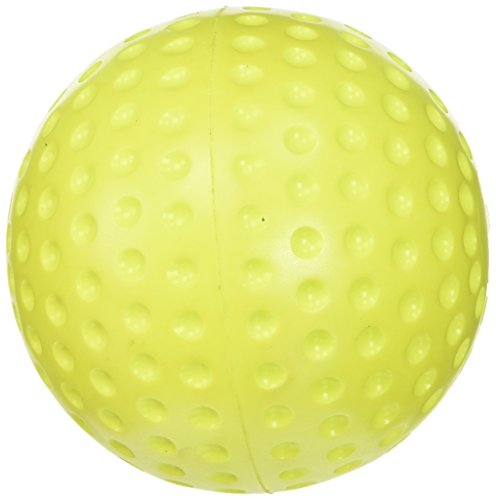 Champion Sports Pitching Maschine Softbälle: Baumwollmusselin oberflächlichen groß Hartschale Kunststoff Ersatz Softball Bälle Set-11oder 30,5cm, DS12OY, Optic Yellow, 12-Inch (Little League Coaching)