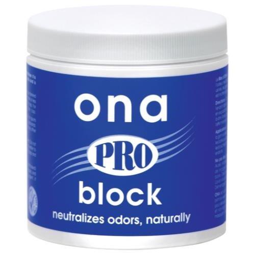 gloria Ambientador - Neutralizador de olores Ona Block Pro 170 gramos