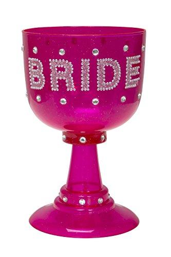 Unique Party - Vaso para despedidas de soltera, color rosa (62167)