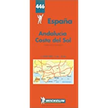 Carte routière : Espagne Sud, N° 446
