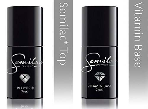 Semilac Vitaminbasis für UV-Hybrid-Nagellack, 7ml -