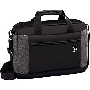 Wenger 601082 Bahn 35,56 cm Tablet Mochila con Bolsillo para Ordenador portátil – Negro