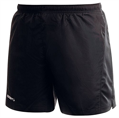 Craft Active Run Shorts Schwarz