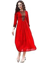 Kurti ( Top Women's Clothing Kurti For Women Latest Designer Wear Kurti Collection In Latest Kurti Beautiful Bollywood...