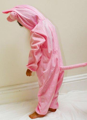 Imagen de fun play disfraz animal cerdo niño  animal onesie cerdo para niños de 3 5 años 110 cm talla m alternativa
