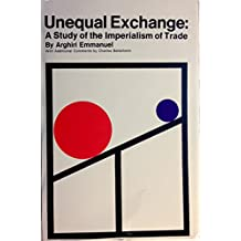 Unequal exchange; a study of the imperialism of trade