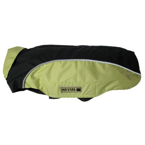Wolters | Regenjacke Easy Rain in Schwarz/Limone | Rückenlänge 52 cm