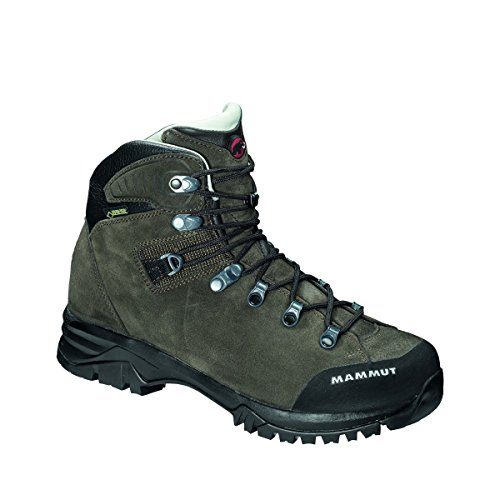 Mammut Trovat High GTX® Women (Backpacking/Hiking Footwear (High)) dk'brown/black