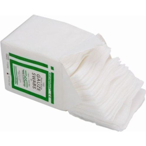 Hospital Quality - Set di 100 tamponi non sterili in