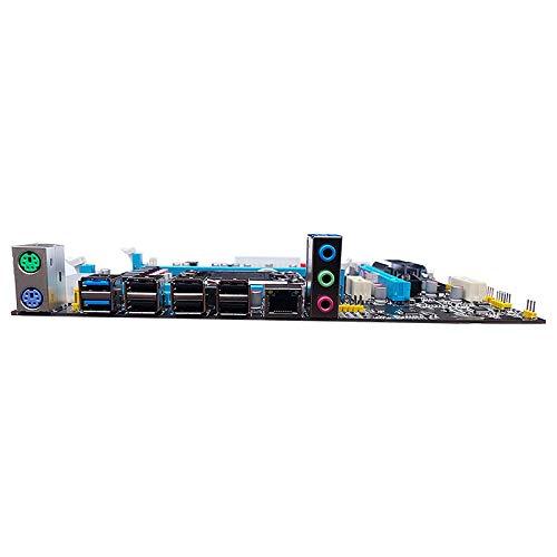 XuBa X79 Mainboard Desktop PC Motherboard 2011 Pin unterstützt Desktop ECC Server DDR3 Speicher (Ddr3 Mainboard Server)