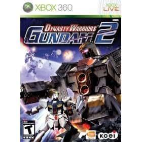 Dynasty Warriors: Gundam 2  (Xbox 360)
