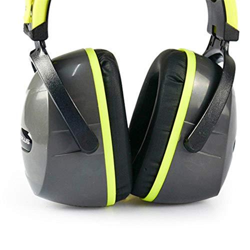 Defensores de oídos / protectores auditivos Orejeras antirruido Auriculares con aislamiento acústico...