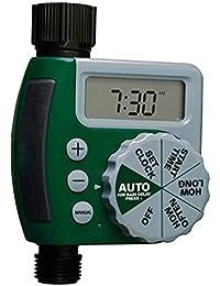 Providethebest Outdoor Garden Irrigazione controller Elettrovalvola Timer  singola presa programmabile Hose rubinetto Timer 6b2c8c1e9d5