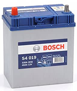 Cheap Bosch S4 Car Battery Type 055 With 4 Year Manufacturers