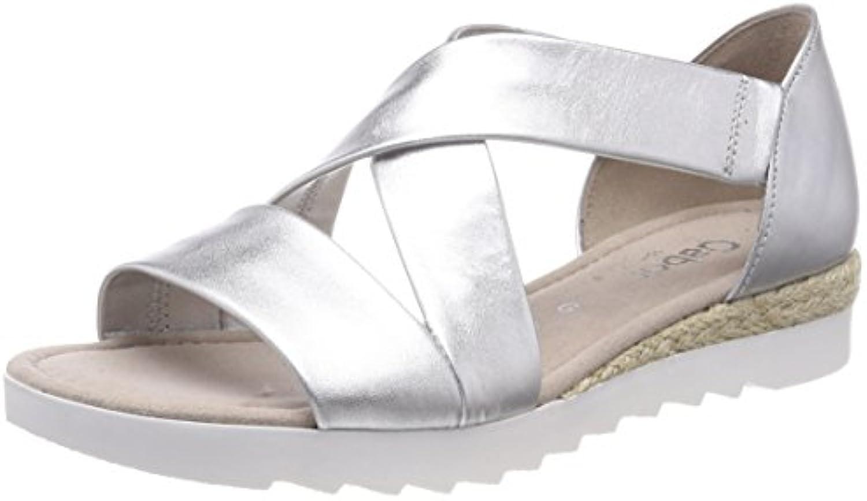 Gabor Comfort Sport, Sandali con Cinturino Cinturino Cinturino alla Caviglia Donna | Vogue  | Uomo/Donne Scarpa  8f88db