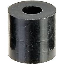 GAH-Alberts 338725 Distanzhülse, Kunststoff, schwarz, 20 Stück mit 4 Größen, 20 x 5 mm / 20 x 10 mm / 20 x 20 mm / 20 x 30 mm