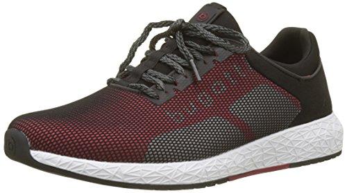 bugatti Herren 342518626959 Slip On Sneaker, Schwarz, 42 EU