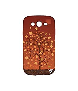 Vogueshell Tree Printed Symmetry PRO Series Hard Back Case for Samsung Galaxy Grand Neo Plus