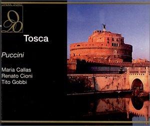 Puccini : Tosca. Cillario, Callas, Cioni, Gobbi