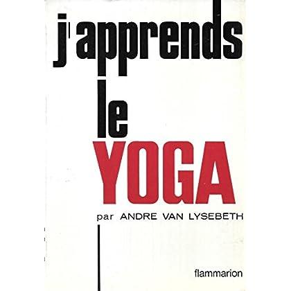 j' Apprends Le Yoga