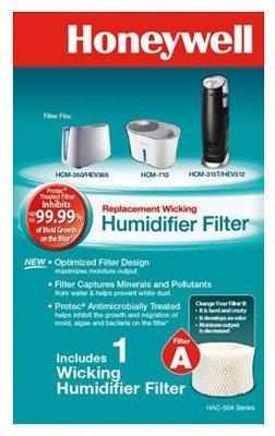 Honeywell hac504V1Ersatz Filter für Natural Cool Feuchtigkeit Luftbefeuchter -
