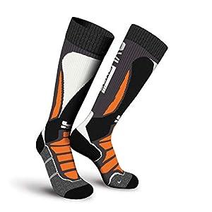 Oxyburn Herren Ski Adrenalyn Kneehigh Energizer Socken