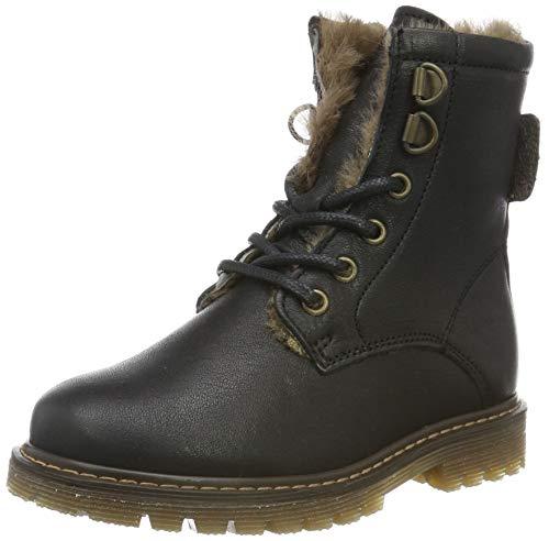 Bisgaard Mädchen Maia Combat Boots, Schwarz (Black 200), 29 EU
