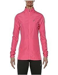 Asics - Jacket, color rosa, talla S