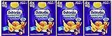 Bebivita Kinder-Spaß Frucht Banane, Apfel & Aprikose mit Joghurt, 16er Pack (4 x 4 x 90 g)