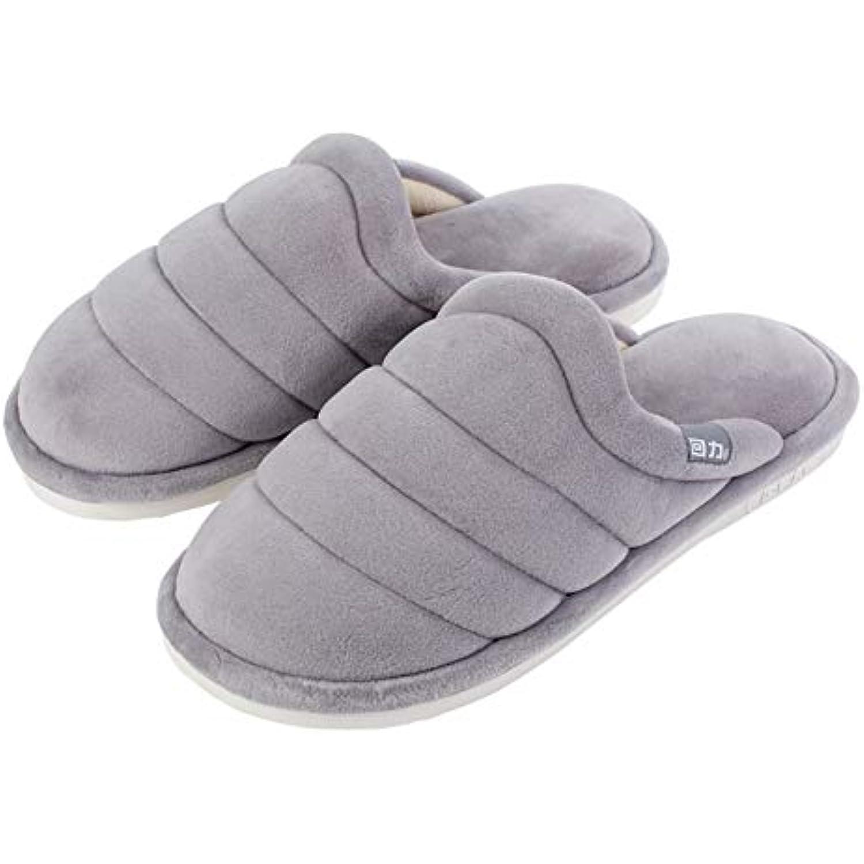 Coton Pantoufles Pantoufles Chaussons Maison Chaussures Anti-Slip Pantoufles Pantoufles Intérieur Pantoufles- Remorque Semi-Souple en... - B07JN1H9KY - b416b7