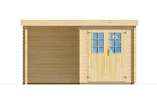 lillevilla Gartenhaus Holz