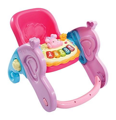 VTech Little Love 80�179404���4�in 1�Baby Car Seat