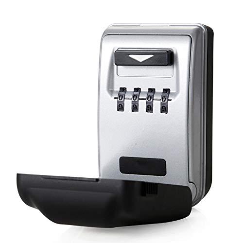 MLYDW Schlüssel Sichere Kombination Passwort-Schlüsselbox Sicherheitsschlüssel-Kombination Sicheres Home Office-Unternehmen Sicherheitsschrank