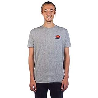 ellesse Canaletto T-Shirt, Herren S Grau (Ath Grey)