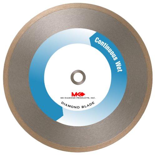 MK Diamant 154863mk-10025,4cm Nassschnitt schneidbelag Diamant Sägeblatt mit 5/8ARBOR für Fliesen und Marmor