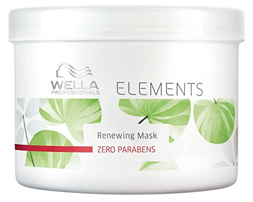 Wella Elements stärkende Maske, 1er Pack, (1x 0,5 L) (Wella Elements Shampoo)