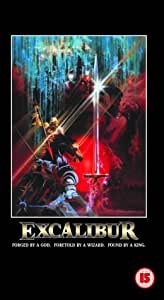 Excalibur [VHS]