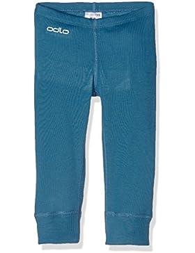 Odlo 190849–Mallas de esquí infantil, Azul (Delft), FR : 14 años (Talla de fabricante : 164)