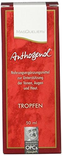 Masquelier\'s Original OPCs Anthogenol Tropfen 50 ml, 1er Pack